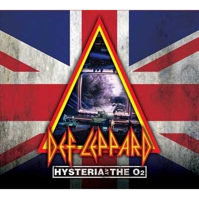 Hysteria At The O2 (Blu-ray+2CD)
