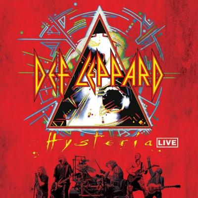 Hysteria At The O2 (クリスタルクリアヴァイナル仕様/2枚組アナログレコード)