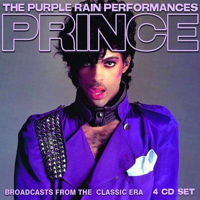 Purple Rain Performances (4CD)