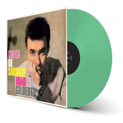 Chega De Saudade (カラーヴァイナル仕様/180グラム重量盤レコード)