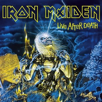 Live After Death (2CD)