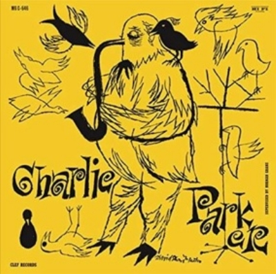 Magnificent Charlie Parker (アナログレコード)