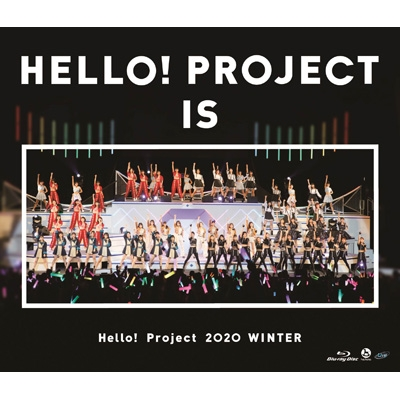 Hello! Project 2020 WINTER HELLO! PROJECT IS [ ] 〜side A / side B〜(Blu-ray)