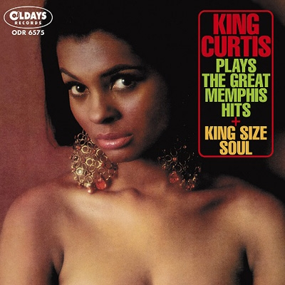 Plays The Great Memphis Hits +King Size Soul