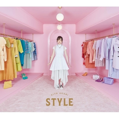 STYLE 【初回限定盤】(CD+BD+PHOTOBOOK)