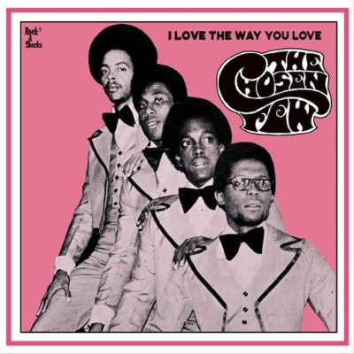 I Love The Way You Love (アナログレコード)