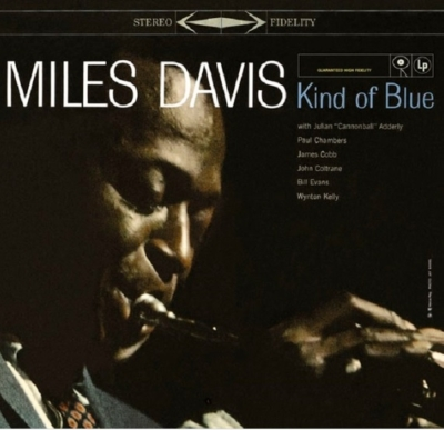 Kind Of Blue (Stereo)(180グラム重量盤レコード)