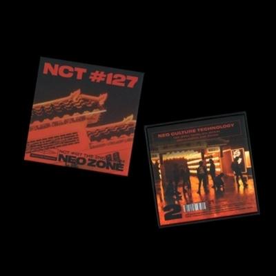 2集: NCT #127 NEO ZONE (T Ver.)<KiT ALBUM>