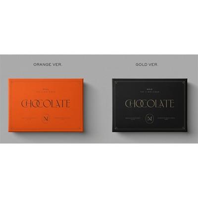 1st Mini Album: Chocolate (ランダムカバー・バージョン)