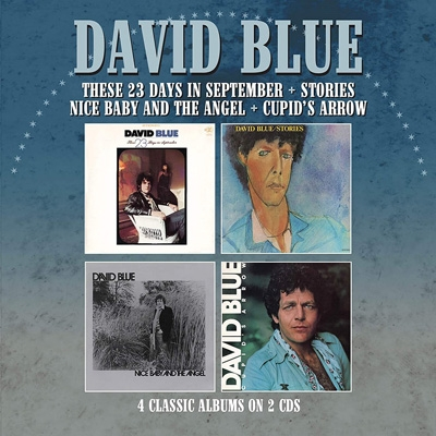 These 23 Days In September / Stories / Nice Baby And The Angel / Cupid's Arrow (2CD)