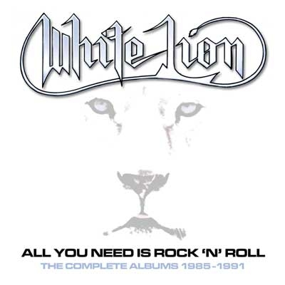 All You Need Is Rock 'n' Roll: The Complete Albums 1985-1991 (Clamshell 5CD Box Set)