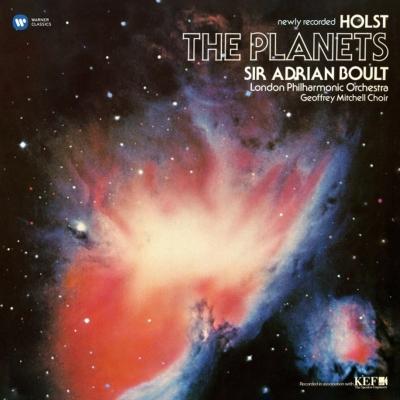 ホルスト:惑星 エイドリアン・ボールト ロンドン・フィルハーモニー管弦楽団 (180g重量盤レコード)