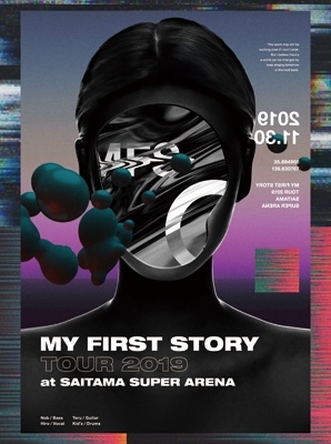 MY FIRST STORY TOUR 2019 FINAL at Saitama Super Arena (Blu-ray)