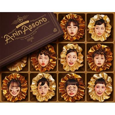 A-rin Assort 【初回限定盤】(+Blu-ray)
