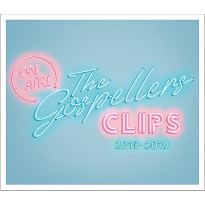 THE GOSPELLERS CLIPS 2015-2019 (Blu-ray)