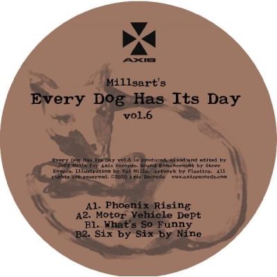 Every Dog Has Its Day Vol.6 (2枚組アナログレコード)