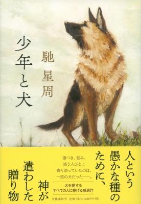 【第163回直木賞受賞作】少年と犬