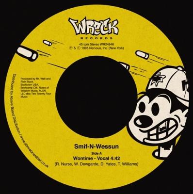 Wontime (7インチシングルレコード)
