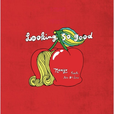 Lookin' So Good feat.Ari De Leo/Remix Funk Leblanc (7インチシングルレコード)