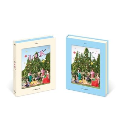 9th Mini Album: Look (ランダムカバー・バージョン)