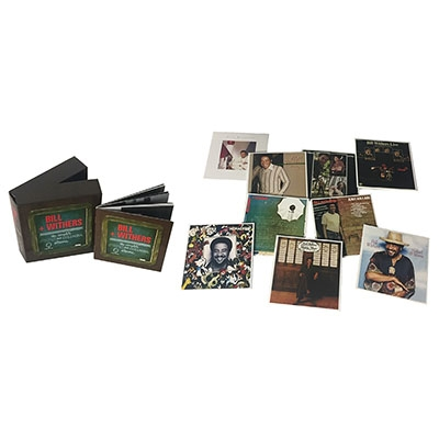 Complete Sussex & Columbia Album Masters 1971-1985 (9CD BOX)