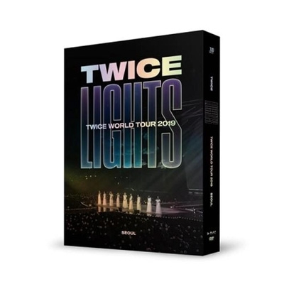 TWICE WORLD TOUR 2019 'TWICELIGHTS' IN SEOUL (DVD)