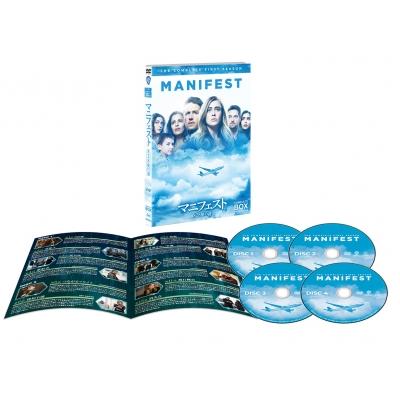 マニフェスト 828便の謎<シーズン1>DVD コンプリート・ボックス(4枚組)