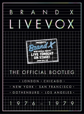Livevox / The Official Bootleg (6CD)