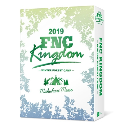 2019 FNC KINGDOM -WINTER FOREST CAMP-(2Blu-ray)