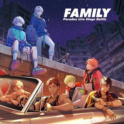 """Paradox Live Stage Battle """"FAMILY"""""""