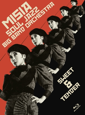 MISIA SOUL JAZZ BIG BAND ORCHESTRA SWEET&TENDER