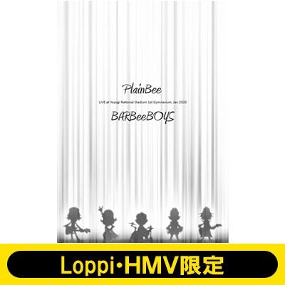 【HMV・Loppi限定】 PlainBee (DVD)<限定カラー蜂ロゴT(M)付き (color: CRAZY BLUE)>