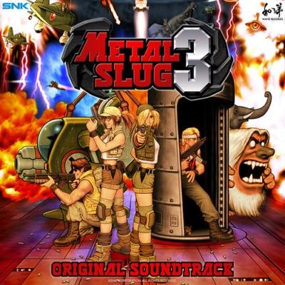 メタルスラッグ3 Metal Slug 3 オリジナルサウンドトラック (2枚組アナログレコード)