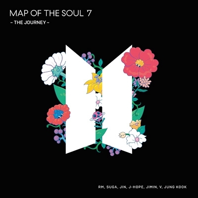 MAP OF THE SOUL: 7 〜THE JOURNEY 〜【通常盤】(初回プレス盤)