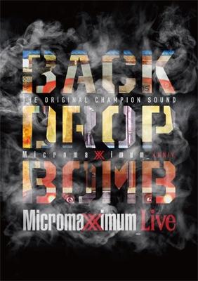 Micromaximum Live -Micromaximum 20th Anniv.-【限定盤 T-SHIRTSセット】(XLサイズ)