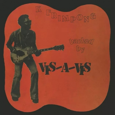 K.Frimpong Backed by VIS-A-VIS (アナログレコード)