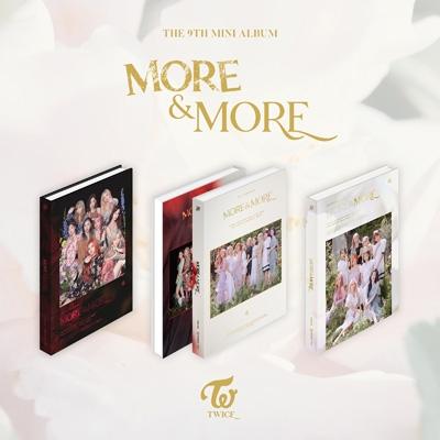 9th Mini Album: MORE & MORE (ランダムカバー・バージョン)