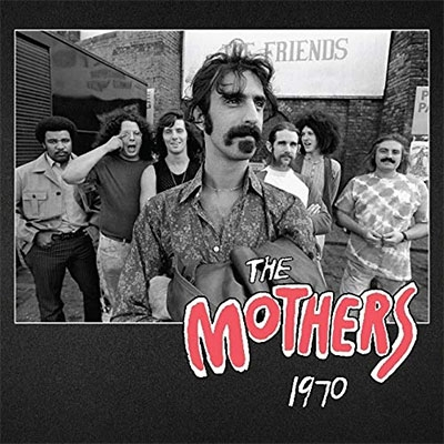 Mothers 1970 (4CD)