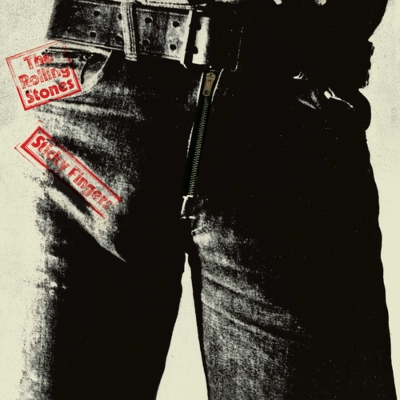 Sticky Fingers (Half Speed Master)(180グラム重量盤レコード)