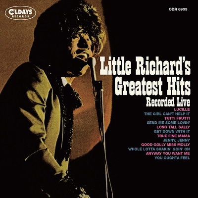 Little Richards Greatest Hits Recorded Live