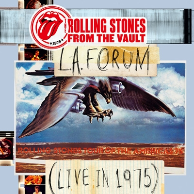 From The Vault: L.A.Forum (Live In 1975)New Mix Version <SHM-CD 2枚組/紙ジャケット>