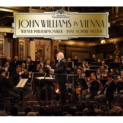 John Williams In Vienna: Mutter(Vn)John Williams / Vpo