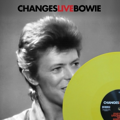 Changeslivebowie (イエロー・ヴァイナル仕様/180グラム重量盤レコード)