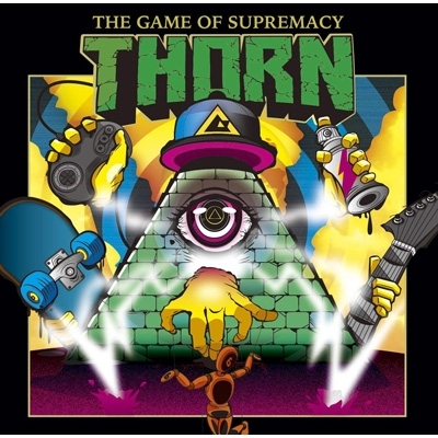 THE GAME OF SUPREMACY