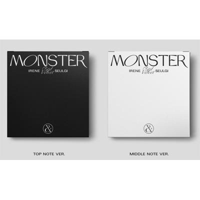 1st Mini Album: Monster (ランダムカバー・バージョン)