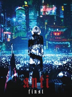 HYDE LIVE 2019 ANTI FINAL 【初回限定盤】(2Blu-ray)