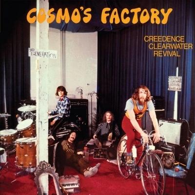 Cosmos Factory (ハーフスピードマスタリング/180グラム重量盤レコード))