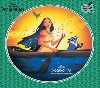 ポカホンタス Songs From Pocahontas オリジナルサウンドトラック (ピクチャーディスク仕様/アナログレコード)