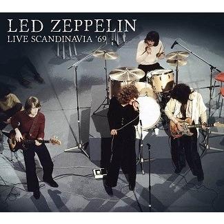 LIVE SCANDINAVIA '69 (ホワイトヴァイナル仕様/アナログレコード)