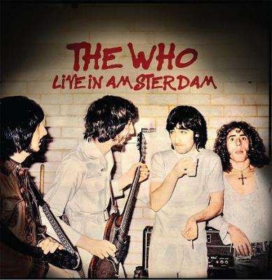 Live In Amsterdam (レッドヴァイナル仕様/2枚組アナログレコード)